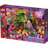 Lego Friends Calendrier De L Avent.Friends Le Calendrier De L Avent Lego Friends Jouets De Construction