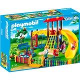 Playmobil City Life - Square pour enfants avec jeux 5568