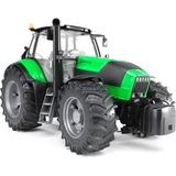bruder DEUTZ AGROTRON X720 Acrylonitrile-Butadiène-Styrène (ABS) véhicule pour enfants, Modèle réduit de voiture Acrylonitrile-Butadiène-Styrène (ABS), Noir, Vert, 3 année(s), Garçon, 1:16, 180 mm