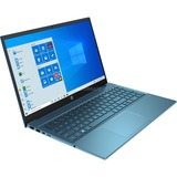 "HP 15-e0017nb, 15.6"", Notebook Gris/bleu-gris, AZERTY, 1 To, Radeon Graphics, Win 10"
