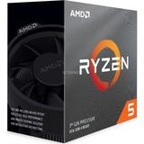 AMD Ryzen 5 3600 socket AM4, Processeur Unlocked, Wraith Stealth, processeur en boîte