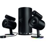 Razer Nommo Pro, Haut-parleur PC Noir, Bluetooth 4.2