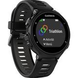 Garmin Forerunner 735XT montre GPS fitnesstracker, Fitness tracker Noir/gris, Noir/Gris
