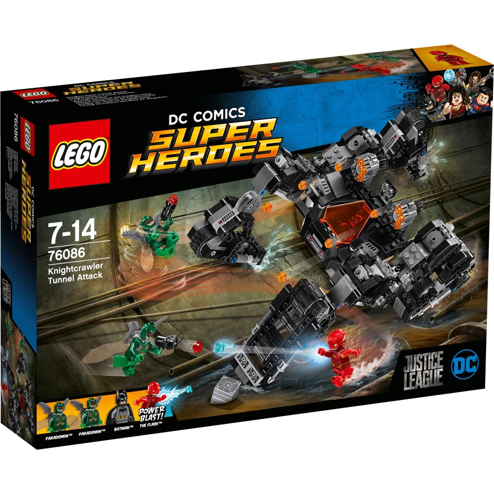 Lego Super Le Construction76086 KnightcrawlerJouets De Heroes Comics Dc htCsQdr
